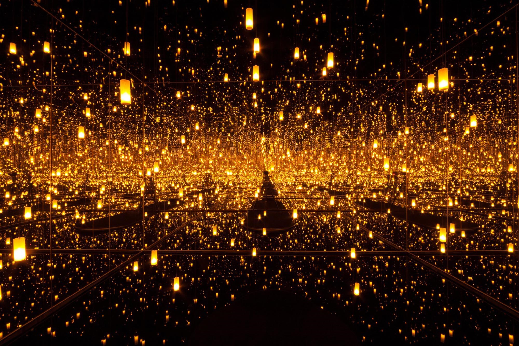 Marvelous Kusama   Aftermath Of Obliteration Of Eternity Photo