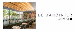 Le Jardinier at MFAH