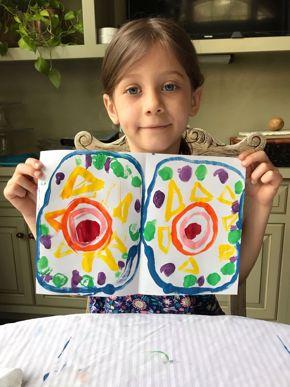 L&I at-home art activities