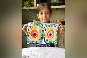 L&I at-home art activities