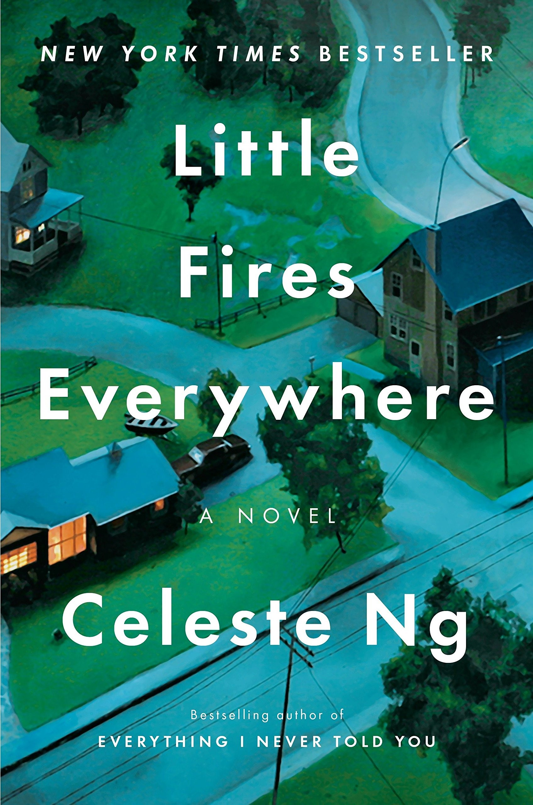 Little Fires Everwhere Book Cover
