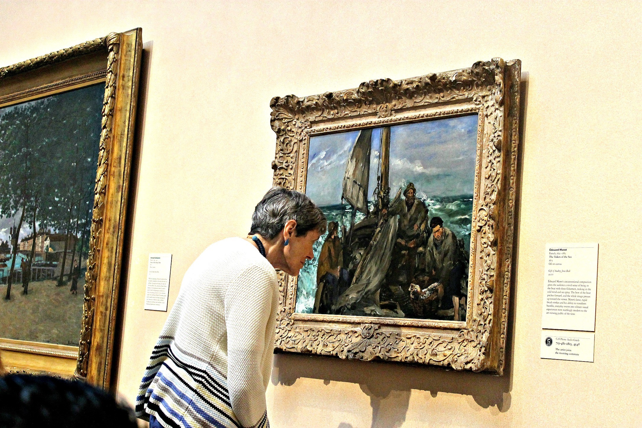 Looking Together 2014_looking at Manet