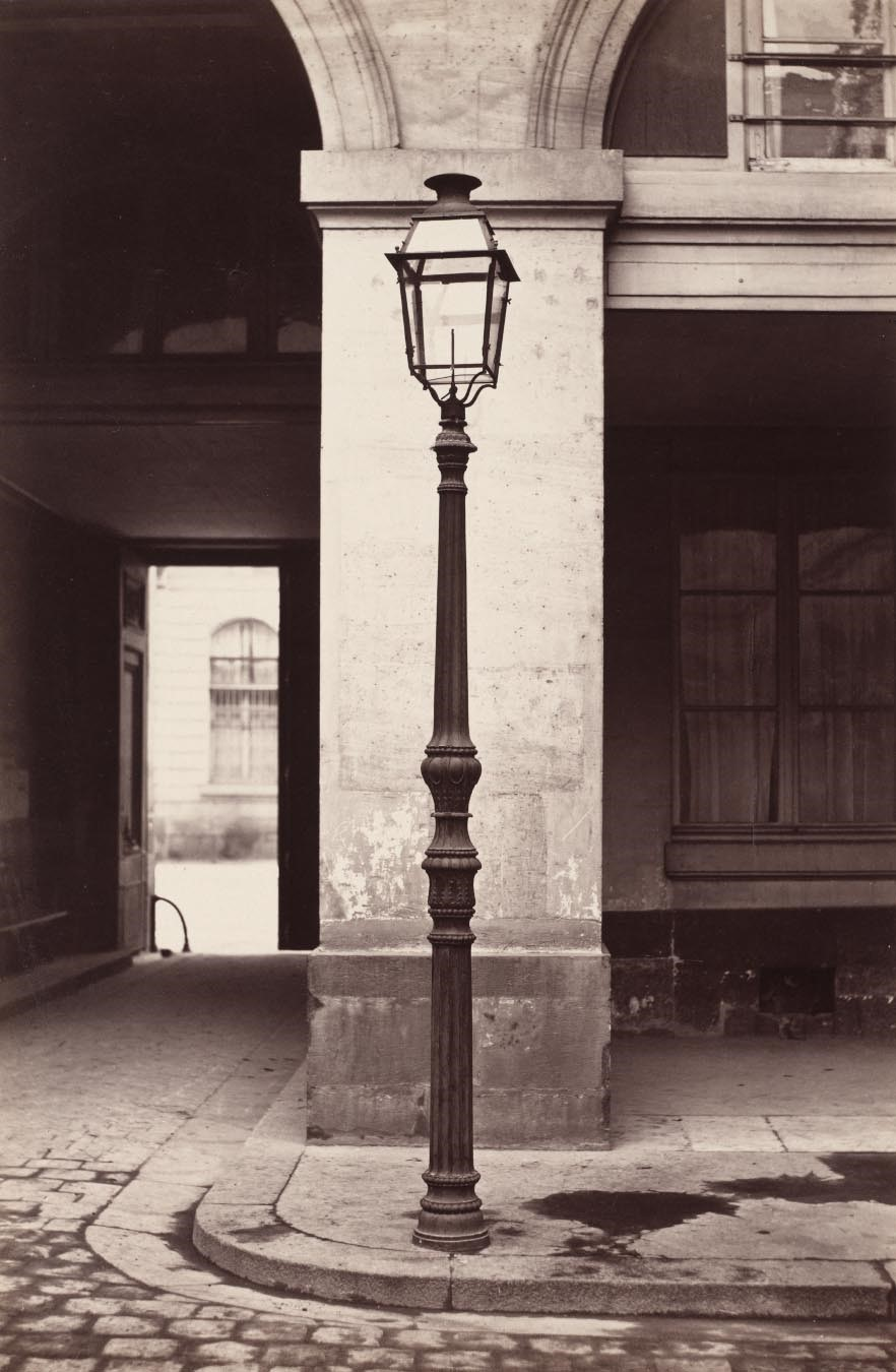 Charles Marville Photographer Of Paris The Museum Of