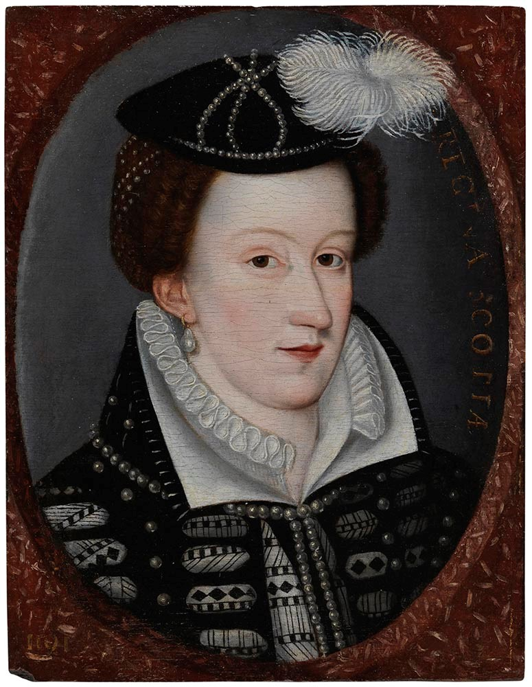 Unknown artist, Mary, Queen of Scots, c. 1560–92