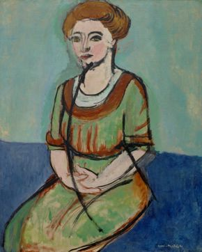 Matisse Olga Merson