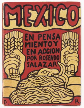 México en pensamiento y en acción (Hirsch Library | Modernist Myths)