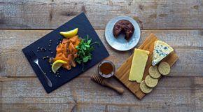 MEY SELECTIONS / TUDORS BLOG POST - food spread
