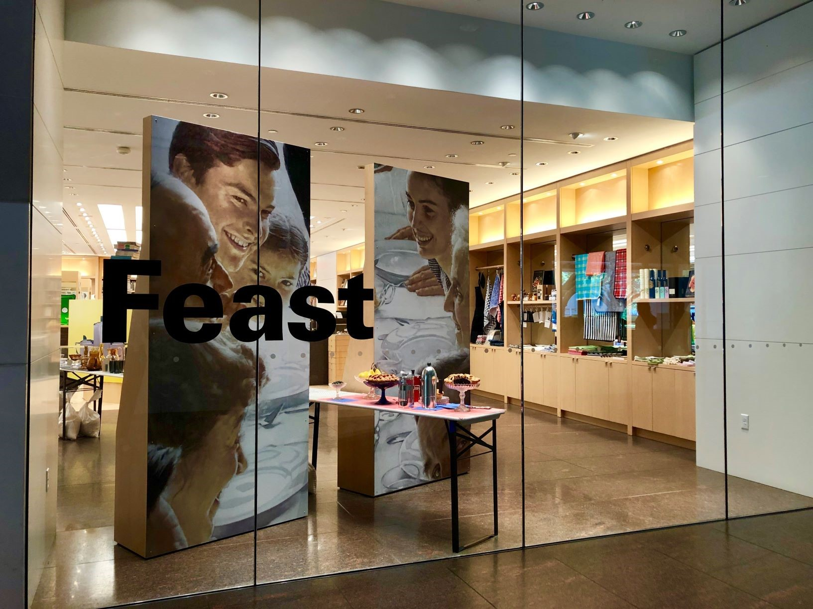 MFA Shop | Feast (window)
