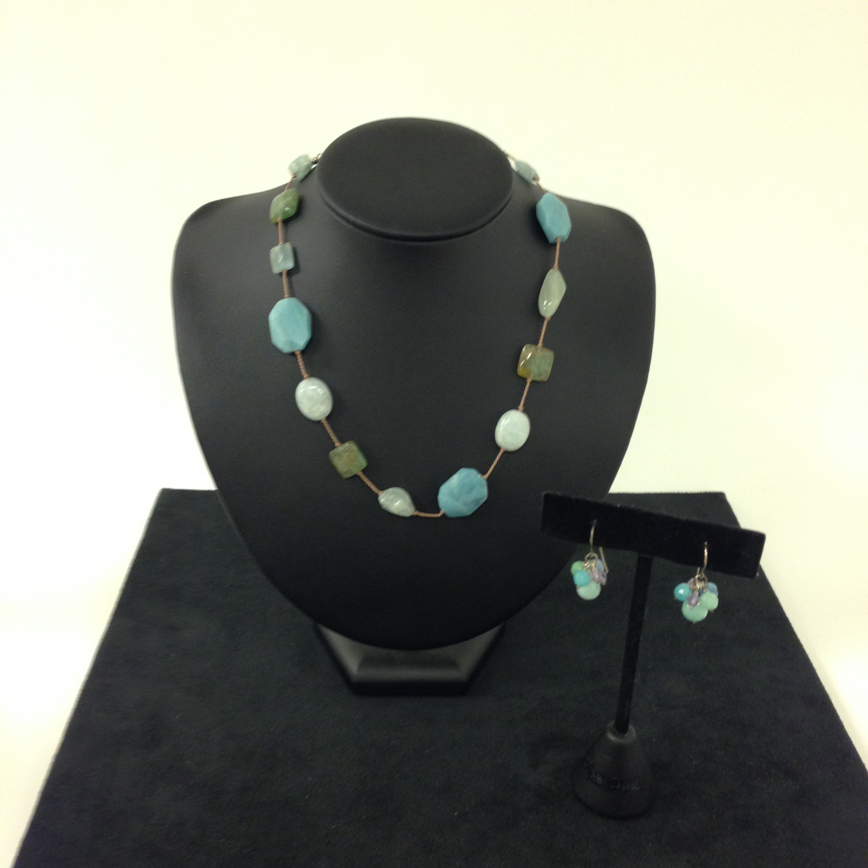 mfa shop jewelry designer trunk show - lynn smith
