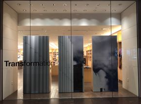 MFA Shop Window | Transformation