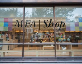MFA Shop window