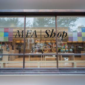 MFA Shop window