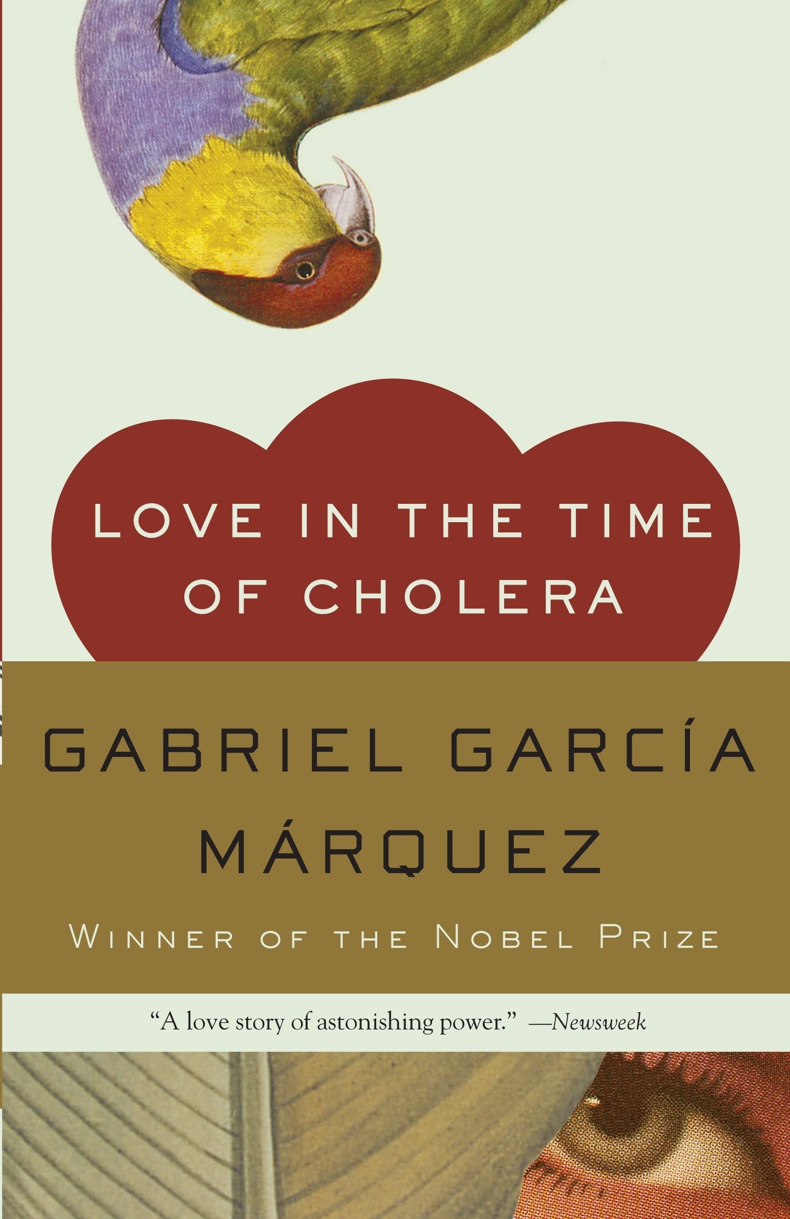 MFAH Book Club - Marquez, Love in the Time of Cholera