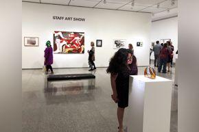 MFAH Staff Art Show 2019