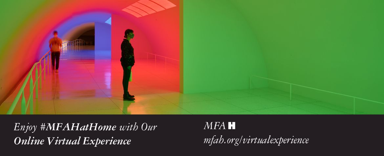 #MFAHatHome Virtual Experience