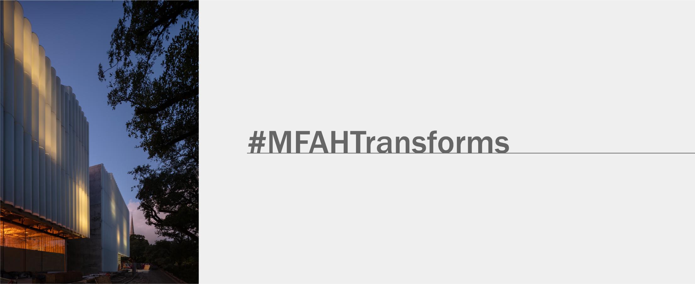 #MFAHTransforms