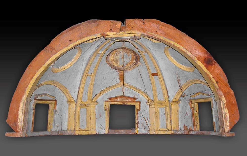 Michelangelo - Model of Vault