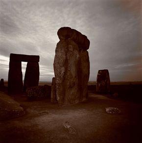 Misrach - Stonehenge #6