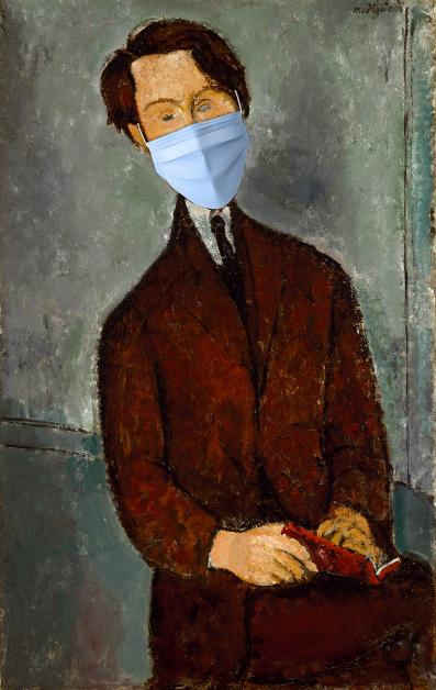 modigliani | face mask