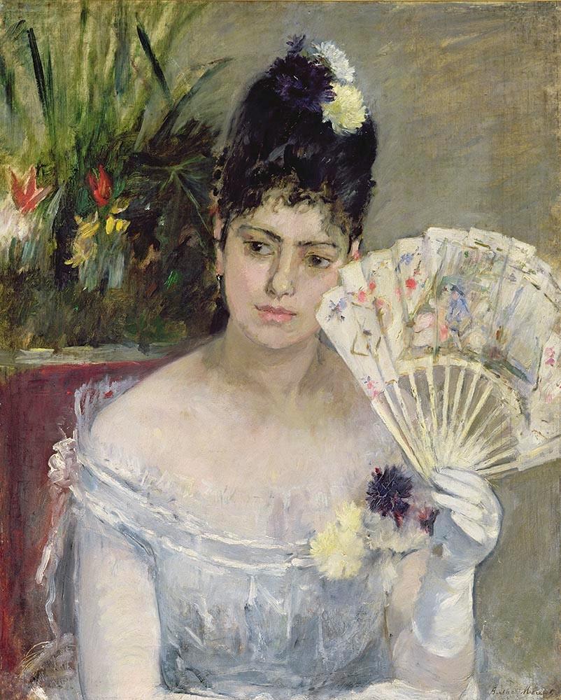 Morisot - At the Ball