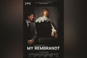 My Rembrandt (film poster)