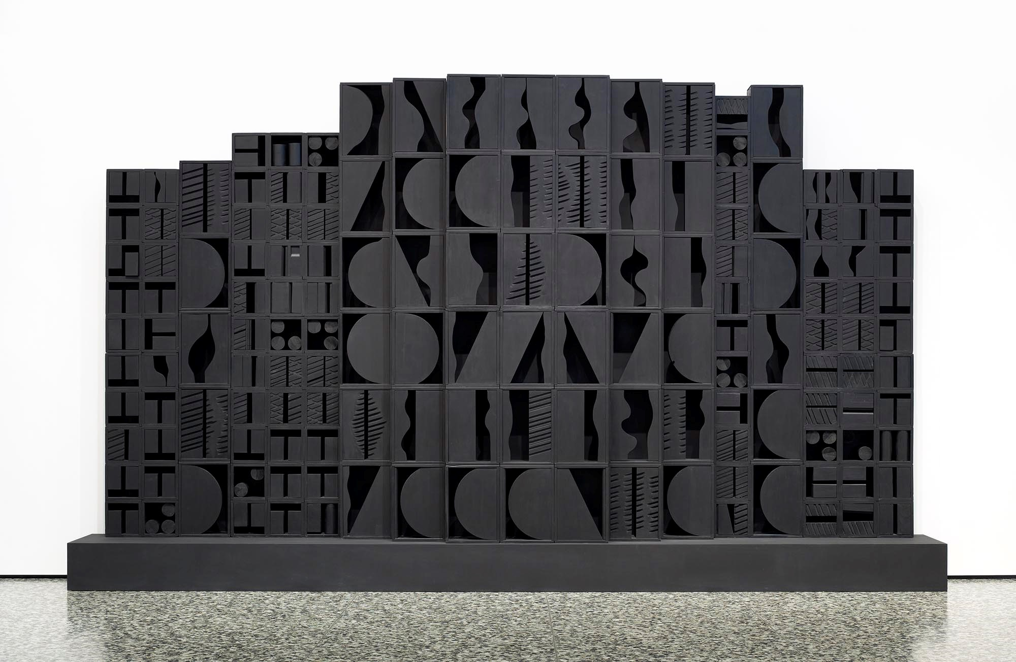 Nevelson - Mirror Image I