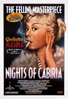 Nights of Cabiria | film poster