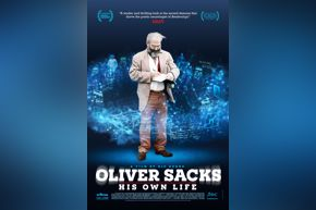 """Oliver Sacks: His Own Life"" movie poster"