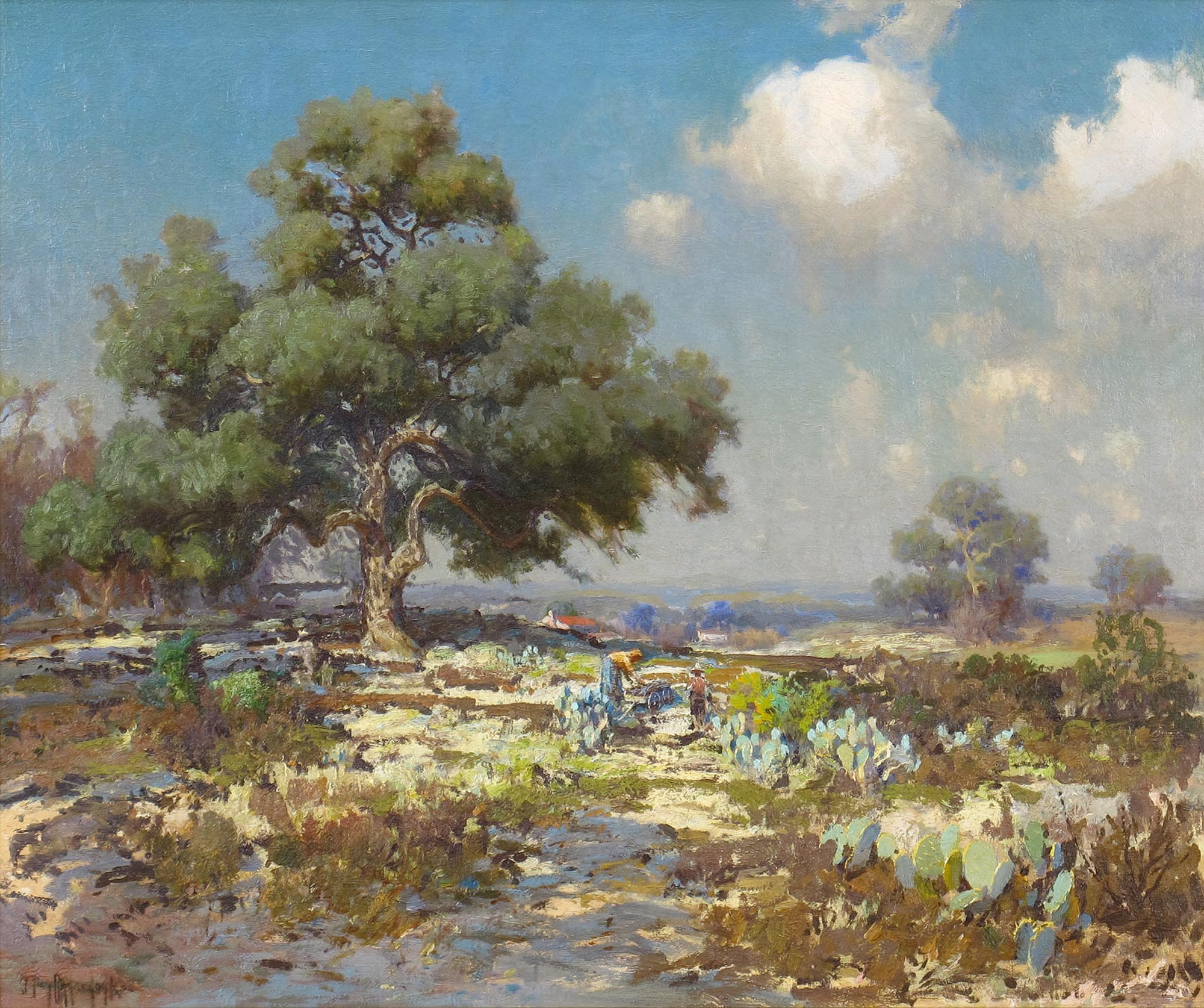 Julian Onderdonk and the Texan Landscape | The Museum of ...
