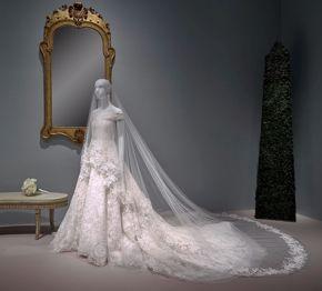 Oscar de la Renta - Custom Wedding Dress