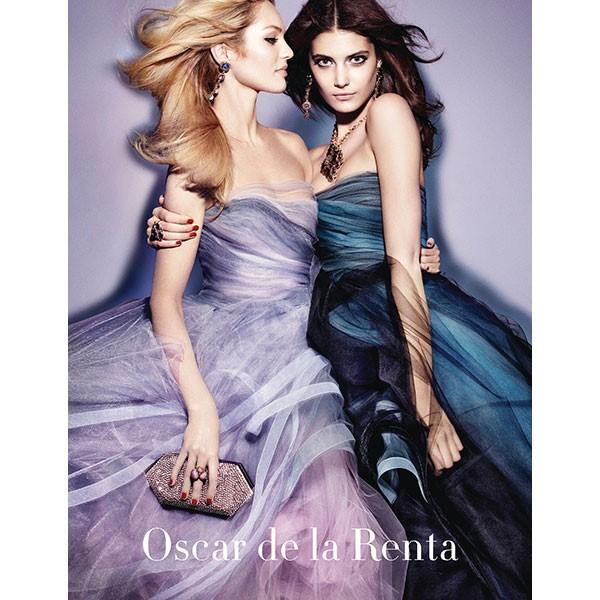 Oscar de la Renta catalogue cover