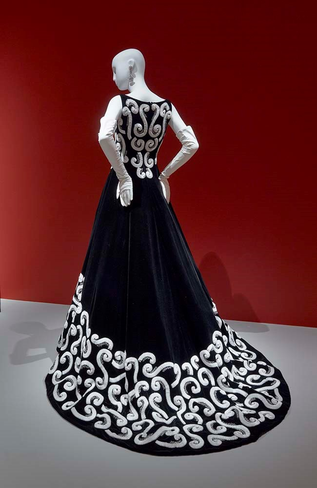 Oscar de la Renta for Balmain - Evening Dress 1999-2000