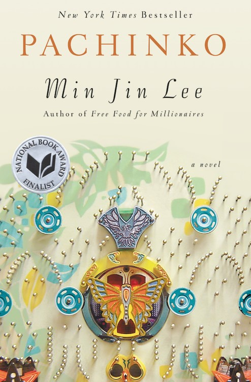 Pachinko - Min Jin Lee / MFAH Book Club cover