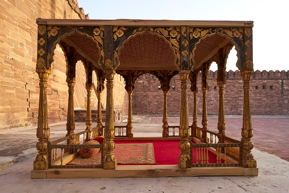 Pavilion (Baradari)