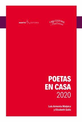 Poetas en Casa (book cover)