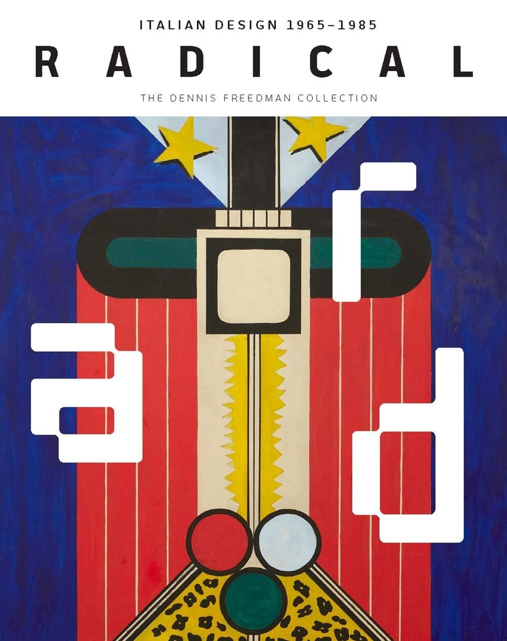 Radical: Italian Design | catalogue cover