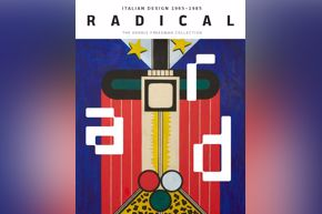 Radical: Italian Design | catalogue cover