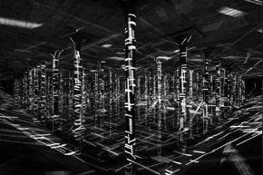 Rain: Magdalena Fernandez at the Houston Cistern