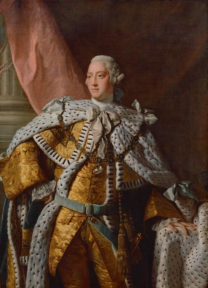 After Allan Ramsay, King George III, 1761–62