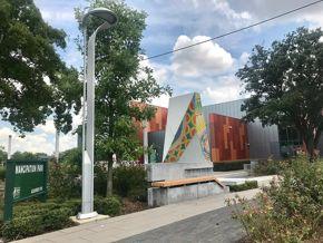 Reginald Adams, Elements of Change: Emancipation Park, 2019–20