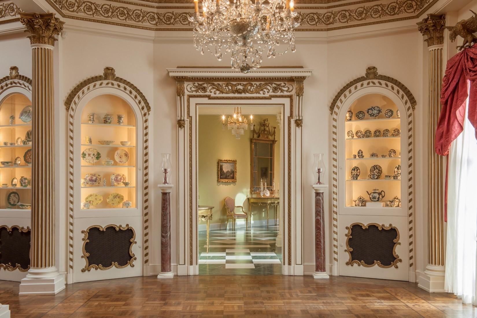 Visiting Rienzi   The Museum of Fine Arts, Houston