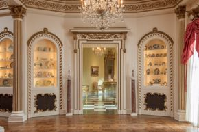 Rienzi 2014 Photography View of Foyer from Gallery