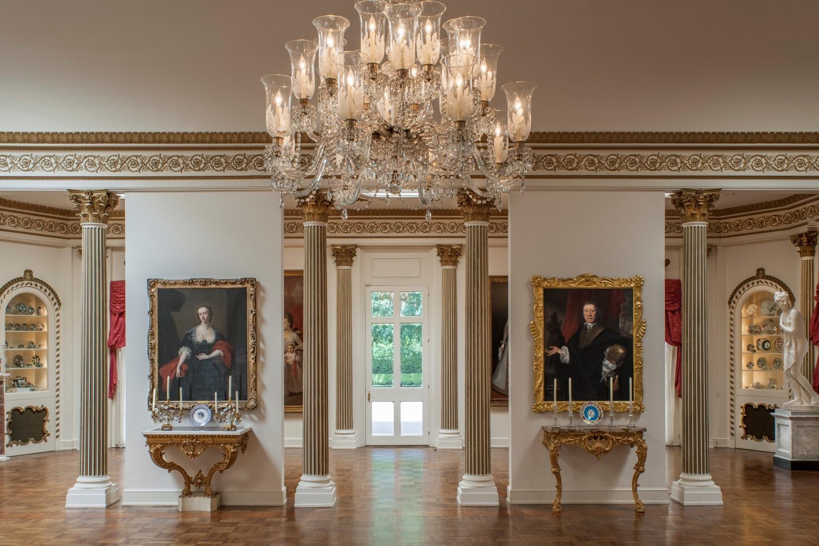 Rienzi Ballroom view of Gallery 2014