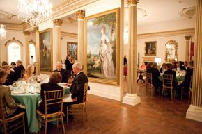 Rienzi Society for Patron Groups page