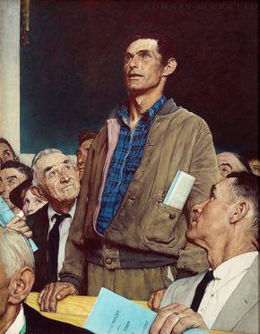 Rockwell - Freedom of Speech