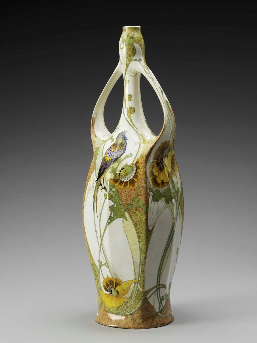 Rozenburg Vase