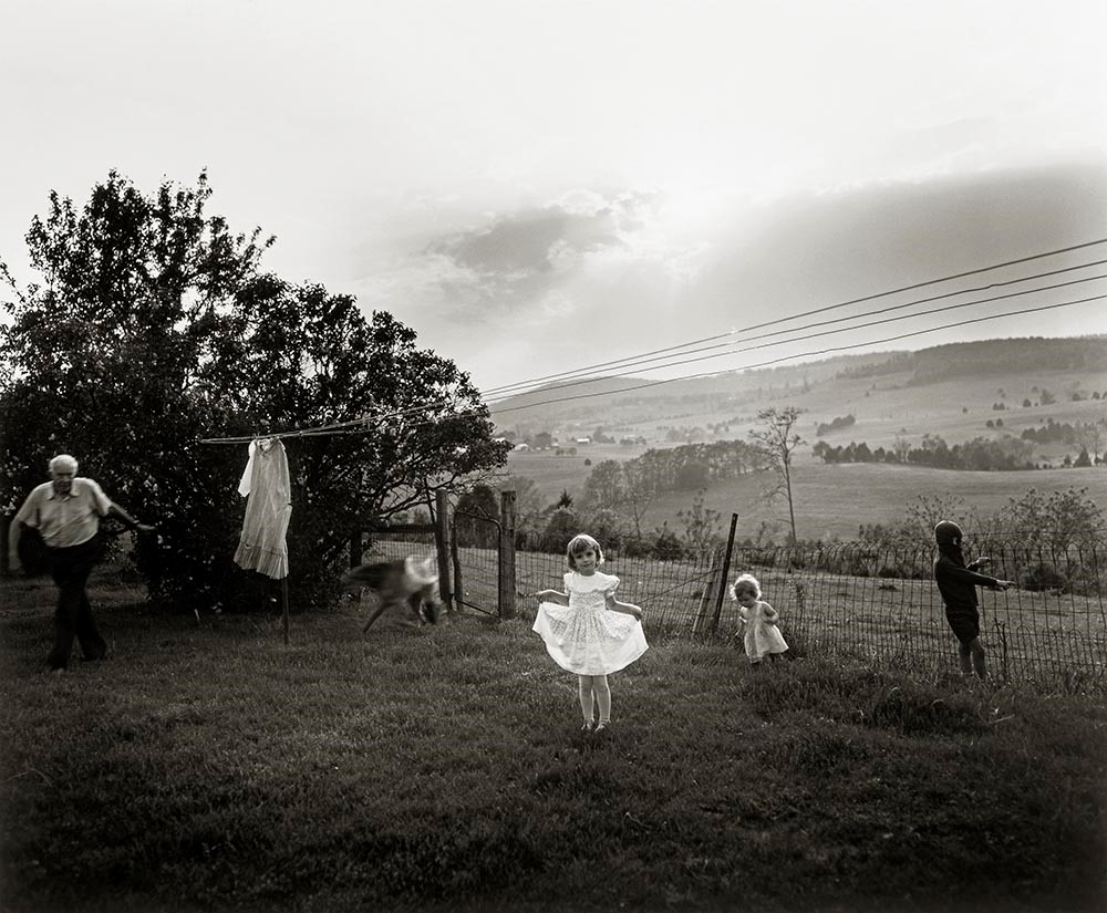 Sally Mann - Easter Dress