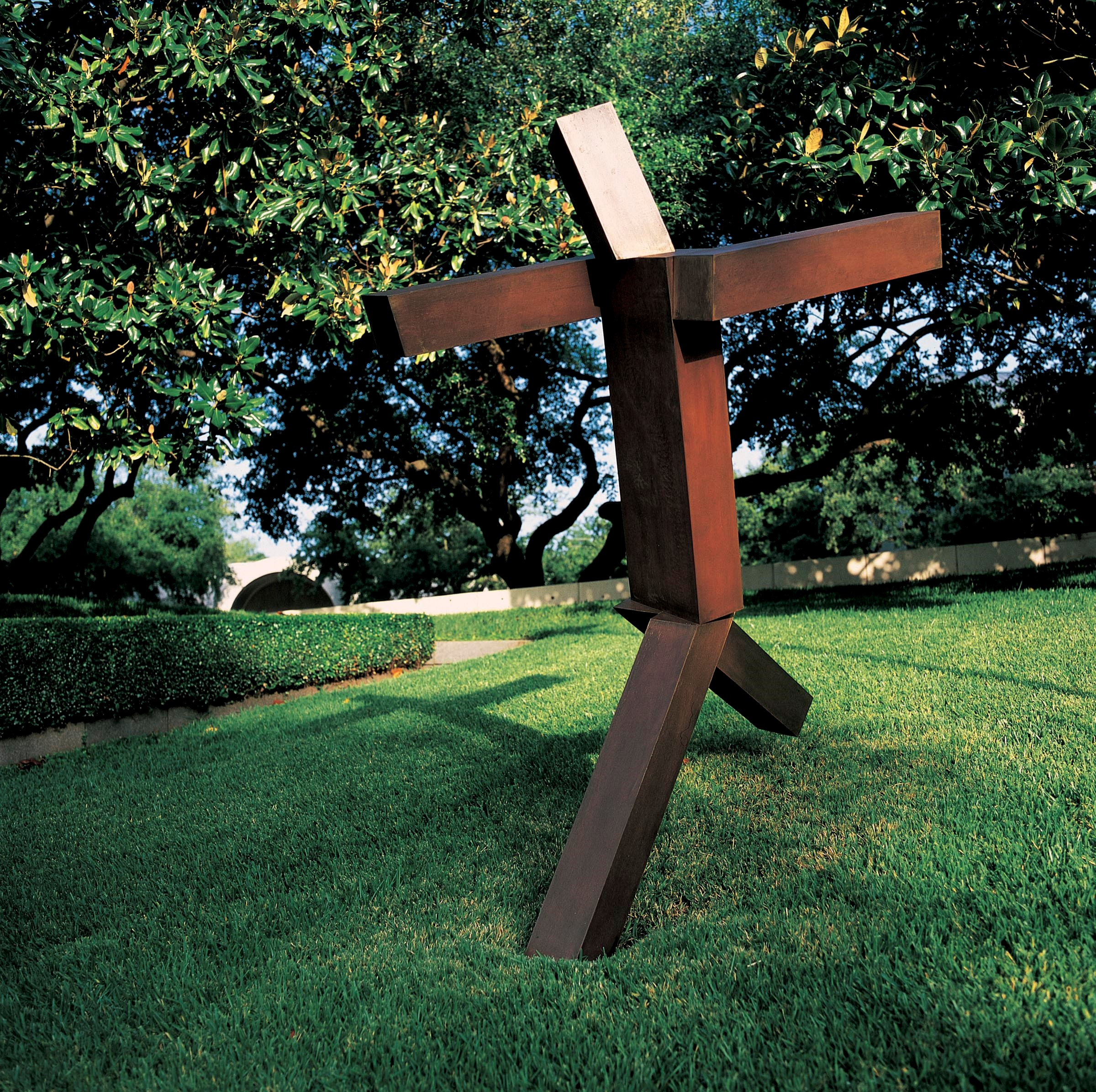 Sculpture Garden Shapiro