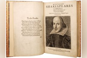 Mr. William Shakespeares Comedies, Histories, and Tragedies, 1632