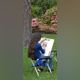 Sketching in the Gardens at Rienzi